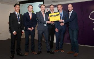 Fontysstudenten winnen Bliqsemprijs 2015