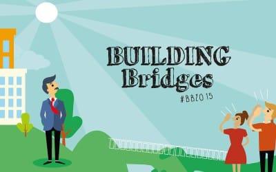Bliqsem steunt fietstocht van Amsterdam naar Kaapstad; Building Bridges 2015