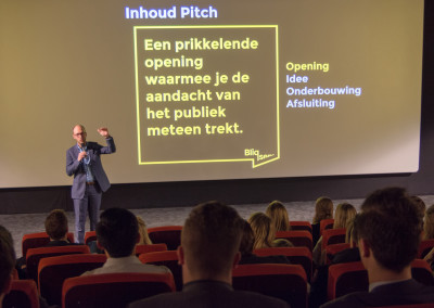 Pitchtraining