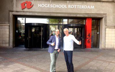 Appli & Bliqsem: Videopitchtraining Hogeschool Rotterdam
