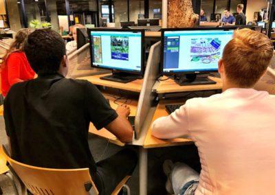Designworkshop voor studenten Strabrecht College